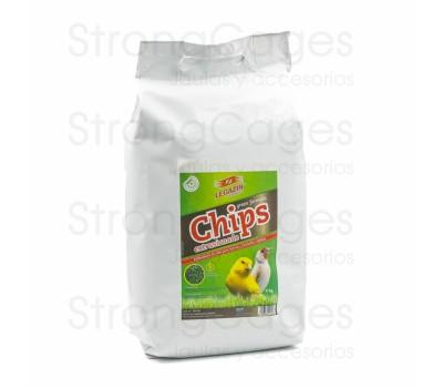 Chips extrusionado 4 kg con dore
