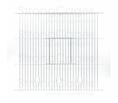 Frontal 40 X 40 cm