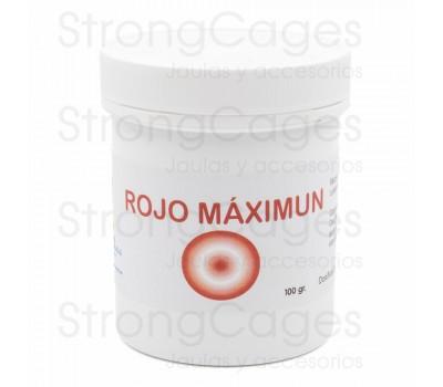 Rojo Maximun 100 Grs