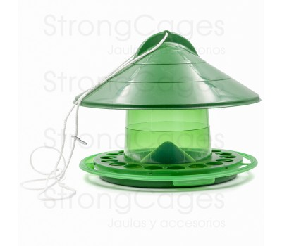 Feeder hanging green MAXI
