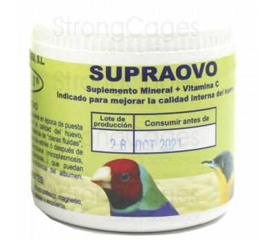 Supraovo (Mejora la calidad interna del huevo)
