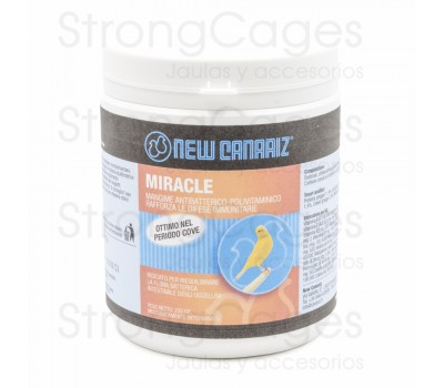 Miracle 250 grs (New Canariz)