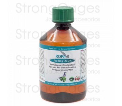 Ropa-B Feeding Oil 2% (prevención infecciones por bacterias y hongos)