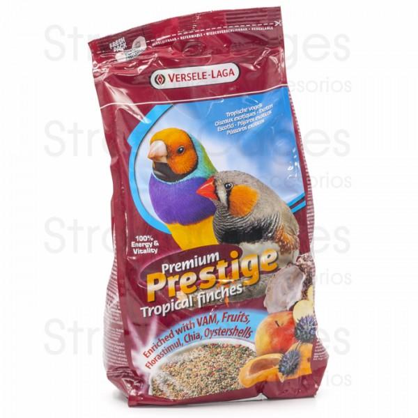 Prestige Premium para pájaros exóticos