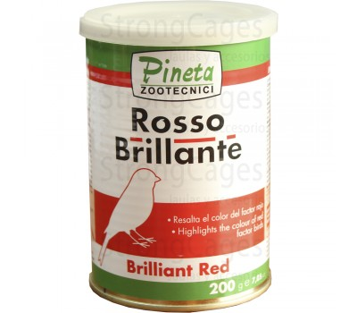 Pineta Rosso Brillante 200 grs