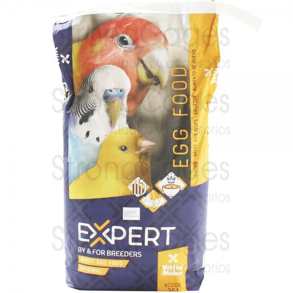 Witte molen Pasta de cria al huevo 10 kg