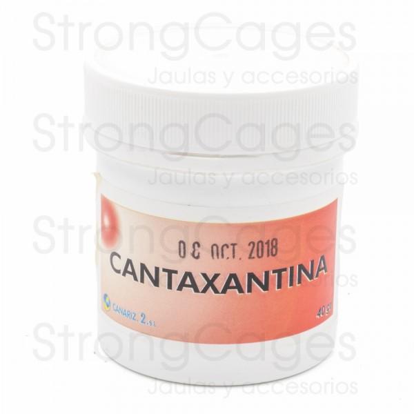 Cantaxantina 40 grs