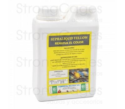 Supraliquid Yellow - Reaviva el color