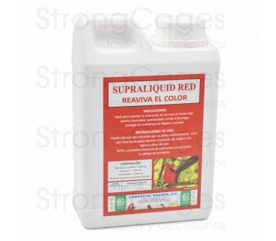 Supraliquid Red