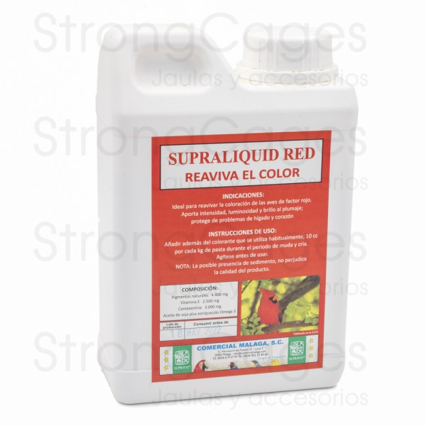 Supraliquid Red