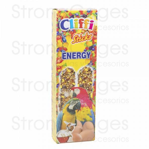 Cliffi barrita loros huevo y miel