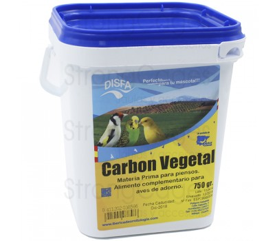 Carbon Vegetal 250 grs