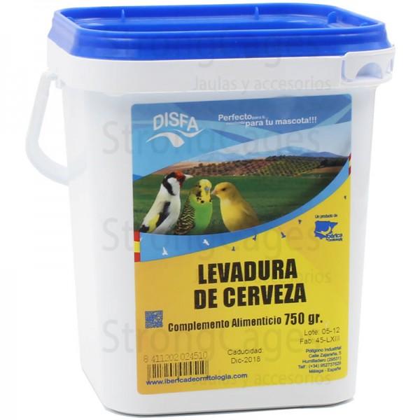 Levadura en Polvo 750 gr.
