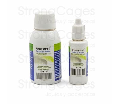 Fortepac Vitamin E + Selenium Zeal males