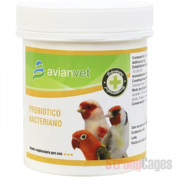Probiotico Bacteriano Avianvet 125 grs.