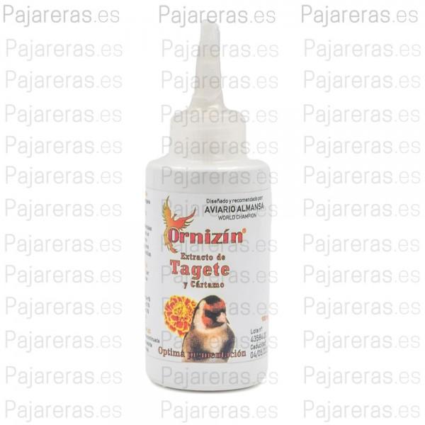 Ornizin Extracto de Tagete y Cartamo