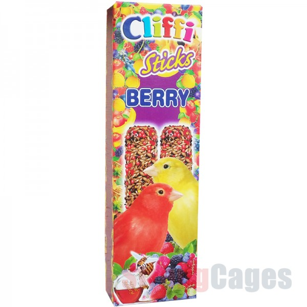 Cliffi barrita canarios  fruta silvestres y miel