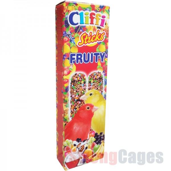 Cliffi barrita canarios  fruta y miel