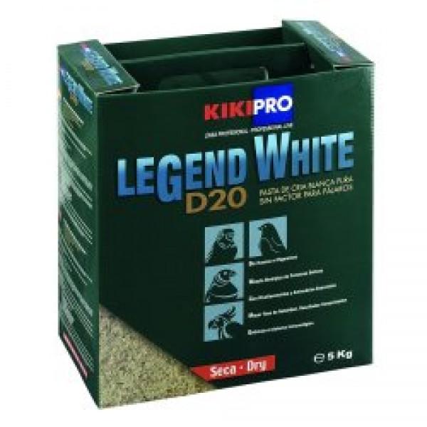 KIKI Legend white D20 seco 5 kg