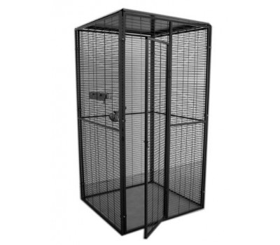 Aviary for parrots 1 x 1 mtrs